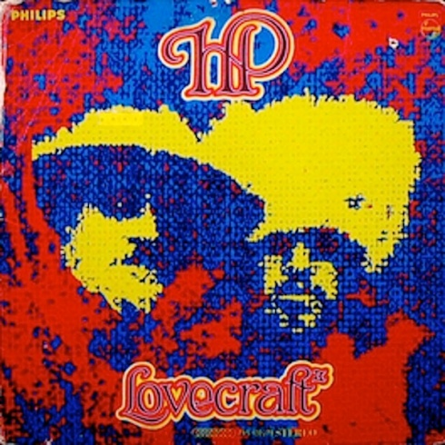 H_ P_ Lovecraft II-album-by H_ P_ Lovecraft-1968